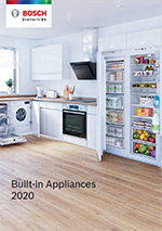 Bosch appliances.