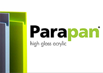 PARAPAN® – is top of the gloss finishes. Acrylic is the perfect material for modern kitchen design.