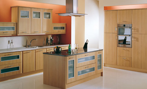 Kitchen as Aletta-Oak